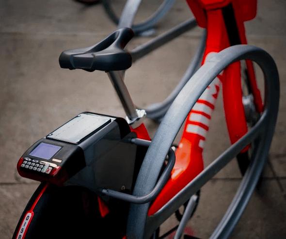 Jumpbikes - plataforma de movilidad