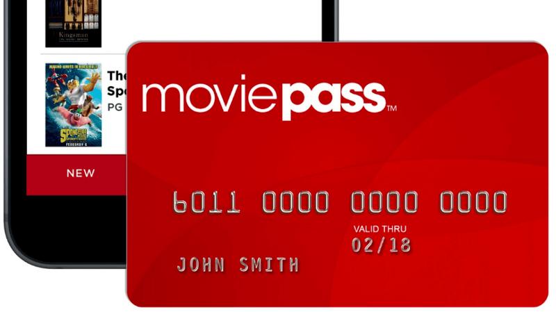 MoviePass - USA