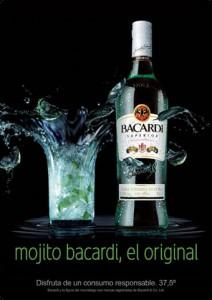 Bacardi A4