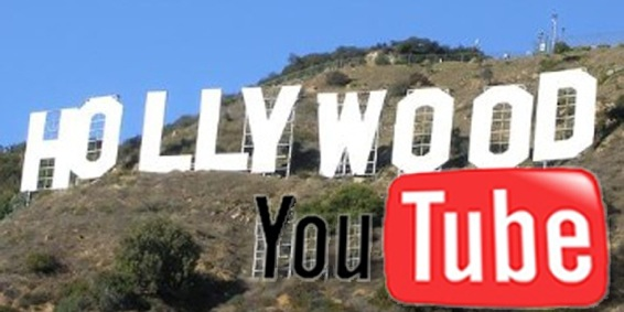 You Tube Vs. Hollywood